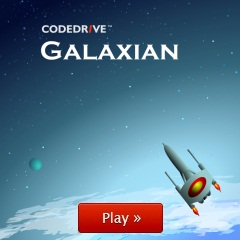 Galaxians ActionScript 3 Flash Game